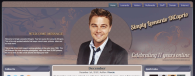 Simply Leonardo DiCaprio is a huge fan site dedicated to the Actor Leonardo DiCaprio