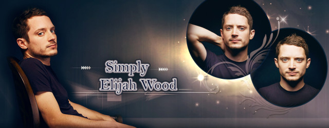Simply Elijah Wood is a fan site dedicated to the actor Elijah Wood